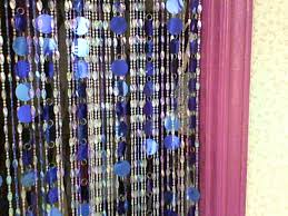 Glass Bead Curtains For Doorways by Closet Beads Curtains Walmart
