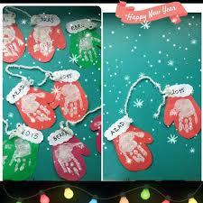 Mitten Craft Idea 4 Winter Mittens And Kindergarten Crafts For Kids