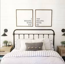 Wall Art Ideas For Master Bedroom