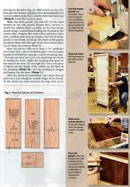 Build Armoire • WoodArchivist Armoire Computer Desk Home Pating Ideas Building An Create And Babble Armoire Fniture Plans Roselawnlutheran How To Build A Modern Diy Dresser Woodarchivist Fniture Fancy Wardrobe For Organizer Idea Free Woodworking Plans Large Designs By Tv Turned Into Sewing Cabinet With Fold Up Table