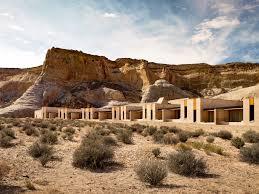 100 Amangiri Utah Resort And Spa Studio Rick Joy
