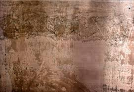 High Resolution Distressed Copper Surface