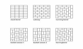 subway tile dimensions subway tile excellent ideas standard