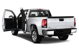 2012 GMC Sierra Reviews And Rating   Motor Trend 2017 Gmc Sierra Indepth Model Review Car And Driver 2013 Used 1500 Sle 4x4 Z71 Crew Cab Truck At Salinas Ford Lifted Trucks Hpstwittercomgmcguys Vehicles Chevy Bifuel Natural Gas Pickup Now In Production Truckon Offroad After Pavement Ends All Terrain Hd The New 2016 Pickup Truck Will Feature A More For Sale Pricing Features Edmunds 2018 2500hd Mountain Concept Treks To La Kelley Powerful Diesel Heavy Duty 2015 Canyon Longterm Byside With The Gm Reveals Resigned Chevrolet Silverdo