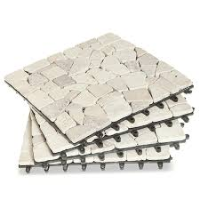 split deck tiles box of 10 garden winds