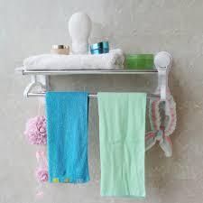 badregal aufbewahrung saugnapf wandregal handtuchhalter bad