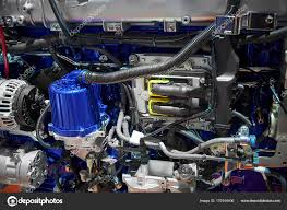 Close Up New Truck Diesel Engine Motor With Different Parts Details ... Truck Engines Scania 1 Scania_truck_engines Auto Gm Delays 45l Truck Engine Aoevolution Close Up New Diesel Engine Motor With Different Parts Details Officially Rates 62liter L86 At 420 Horsepower Modern Heavy Duty Diesel Stock Photo Royalty Free Bangshiftcom Caterpillar 3406 Show For Sale An Ebay Fileud Trucks Gh13 Enginejpg Wikimedia Commons Meet The Giant That Powers Huge Shipping Containers Semi Engines Mack Video Blue Performances 680ci Secret Weapon Pulling 3d Detroit Cgtrader