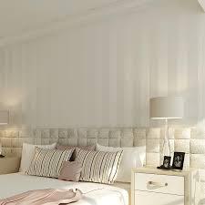 moderne stil glitter silber streifen vlies tapete wand abdeckt wohnzimmer schlafzimmer wand dekor papel de parede beige weiß