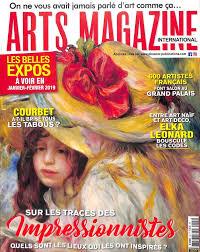 Abonnement Arts Magazine International Abonnement Magazine Par