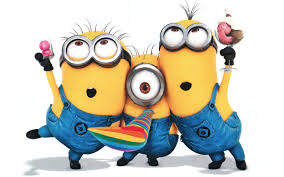 Minion Party Clipart