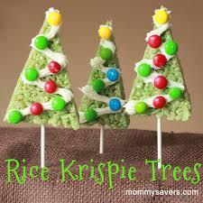 Christmas Rice Krispy Treats
