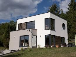 maison en cube moderne construction bois maison passive realisations lorraine