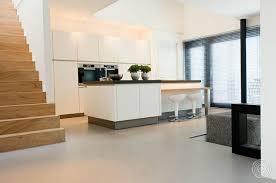gussboden küche fugenlose gussböden für küchen senso