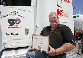 100 Truck Driving Jobs In Ohio Truck Driver Of The Year Credits His Father Toledo Blade