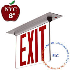 new york city products exit light co