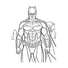 Superhero Coloring Pages Awesome Free