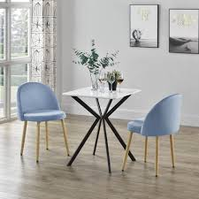 möbel en casa 2x stühle lehnstuhl esszimmer stuhl