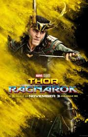 Loki X Reader Thor Ragnarok