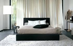 Luxury Bedroom Carpets Sweet Orange Bed Design Black And White Square Wooden