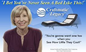 craftmatic beds new pillow rest adjustable beds to 50 less
