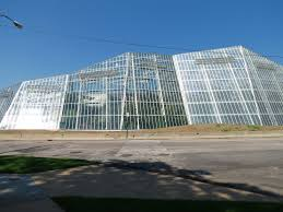Cleveland Botanical Garden and Rock and Roll Hall of Fame and