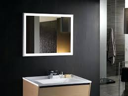 lighted magnified makeup mirror wall mounted bathroom size of