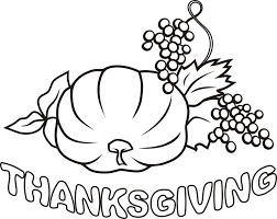 Thanksgiving Day Coloring Pages Adult Page Free For Kids Picture