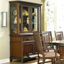 Corner Hutch Cabinet For Dining Room Narrow China Cabinet Dining