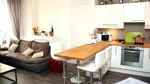 deco cuisine americaine idee deco cuisine ouverte idee deco salon avec cuisine americaine