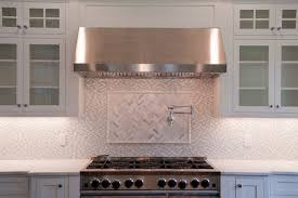 Carrara Marble Tile Backsplash by Plain Plain Carrara Marble Herringbone Backsplash Marble