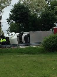Christmas Tree Shop Saugus Mass Hours by Tractor Trailer Rolls Over On 128 News Salemnews Com