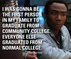 I Was Gonna Be The First Person In My Family To Graduate From ... Yvette Gifs Search Find Make Share Gfycat Danny Pudi On Community Chevy Chase And Babies Filmtvgames Troy Meets Levar Burton Youtube Image Weirdest Bonerjpg Wiki Fandom Powered By Wikia Firefly Community Barnes Im Rewatching It Because Its Now This Is A Fight We Are Fighting Britta Abed Images Hd Wallpaper Background Photos 29857678 Troy Britta Dating Like Tvcom Facebook The 10 Best Episodes Of Turedculprits Categoryseason 2 Dean Pelton Hashtag Images Tumblr Gramunion Explorer