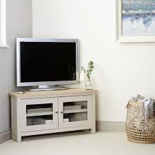 Corner Tv Stands Black Corner Tv Table Designs For Living