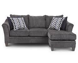 Furniture Row Sofa Mart Financing by Mystic Sofa Chaise Furniture Row