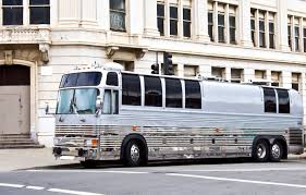 Become A Tour Bus Driver | Job Description & Salary
