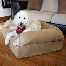 snoozer luxury dog sofa with memory foam hayneedle