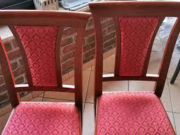 6 esszimmer stühle polster stühle neu
