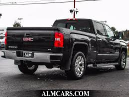 2015 Used GMC Sierra 1500 SLT At ALM Gwinnett Serving Duluth, GA ... May 2015 Was Gms Best Month Since 2008 Pickup Trucks Just As 2015chevroletsilverado2500hd Lifted Chevys Pinterest 2016 Sierra 2500hd Heavyduty Truck Gmc Carbon Edition Photo Specs Gm Authority Used Canyon For Sale Pricing Features Edmunds Unveils Highstrength Steel Concept Silverado Medium Duty To Update Chevrolet 2017 Vs Ram 1500 Compare Boost Power With Slp Pack Systems 2014 And Road Test Denali 44 Cc Work Gallery Lineup Wardsauto