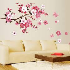 stickers muraux pour chambre petit fleur stickers muraux chambre chambre pvc decal arts