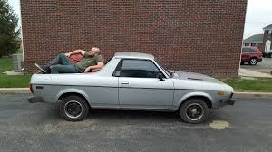 1979 Subaru BRAT GL V4 Manual For Sale In Springfield, Illinois