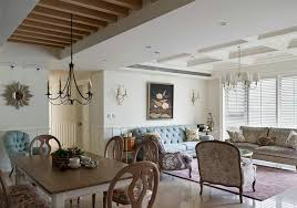 elegant american country style living room design interior design