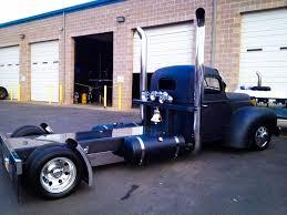 Rat Rod Single Axle Truck   Www.topsimages.com