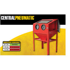 Central Pneumatic Blast Cabinet Manual by Industrial Media Blasting Cabinet Best Cabinet Decoration