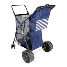Tommy Bahama Beach Chairs Sams Club by Folding Beach Cart With Cooler Sam U0027s Club