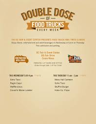Wednesday – Looking For Food Trucks