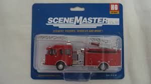 Alg Walthers HO SceneMaster Ladder Truck Fire Engine 13801 | EBay Bokoshe Fire Dept Plans To Turn Truck Into Traveling 911 R185 Truck Chopped Rat Rod Street Hot Lead Sled Corgi Classics 97323 American La France East Carnegie New Albany Fire Too Heavy For Old Station Times Union Department T Shirts Ebay Arson Suspected In At Abandoned Northeast Side Nursing Home Huge Tonka Rescue Ladder W Lights Sound 03473 Engine Ferra Apparatus You Can Buy This Jeep Renegade Comanche Pickup On Right Now Lego City 60107 Cool Toy Kids Elmira Heights Buys New Entirely With Dations
