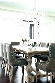 Dining Room Table Chandelier Size For
