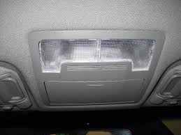 2013 toyota camry changing burnt out map light bulb automotive