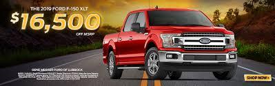 100 Trucks For Sale In Lubbock Gene Messer D Lincoln New Used D Car Dealership TX