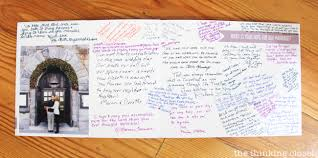 DIY Wedding Guest Book How To Use Creative Writing Prompts Elicit Thoughtful Messages From